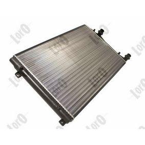 ABAKUS Воден радиатор / единични части 053-017-0019