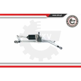 Wiper linkage (05SKV025) producer ESEN SKV for FIAT PUNTO (188) year of manufacture 09/1999, 80 HP Online Shop