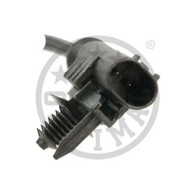 A4545420318 für MERCEDES-BENZ, SMART, Sensor, Raddrehzahl OPTIMAL (06-S762) Online-Shop