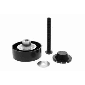 Polea inversión/guía, correa poli V V10-1813 de VAICO