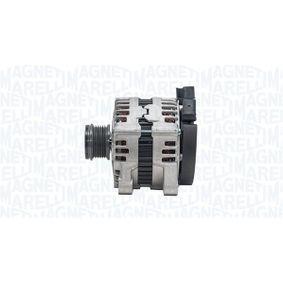 MAGNETI MARELLI 063731970010 Generator OEM - AV6N10300GC FORD, VALEO, FORD USA, INA, BV PSH, MOBILETRON, AS-PL, GFQ - GF Quality günstig