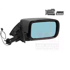 Außenspiegel VAN WEZEL Art.No - 0639806 OEM: 51168250438 für BMW kaufen