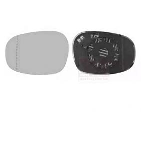 Spiegelglas, Außenspiegel VAN WEZEL Art.No - 0667835 kaufen