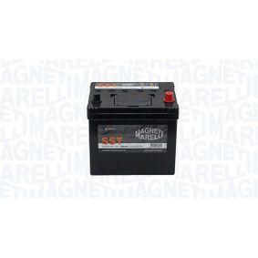 Starterbatterie MAGNETI MARELLI Art.No - 069060520008 OEM: PE1T18520 für MAZDA kaufen