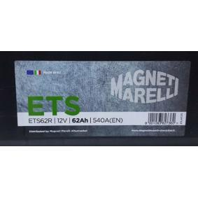 Starterbatterie MAGNETI MARELLI Art.No - 069062540006 OEM: 8K0915105H für VW, OPEL, BMW, AUDI, FORD kaufen