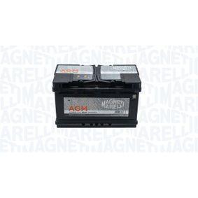 Starterbatterie MAGNETI MARELLI Art.No - 069080800009 OEM: 244100001R für VW, MERCEDES-BENZ, OPEL, BMW, AUDI kaufen