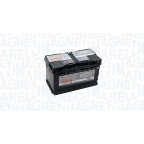 MAGNETI MARELLI Starterbatterie 244100001R für VW, MERCEDES-BENZ, OPEL, BMW, AUDI bestellen