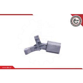 Sensor, Raddrehzahl ESEN SKV Art.No - 06SKV017 OEM: 6Q0927807B für VW, AUDI, SKODA, SEAT kaufen
