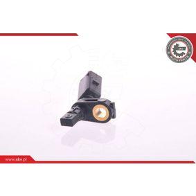 6Q0927803A für VW, AUDI, SKODA, SEAT, Sensor, Raddrehzahl ESEN SKV (06SKV023) Online-Shop