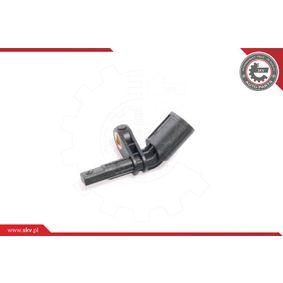 ESEN SKV Sensor, Raddrehzahl 7H0927803 für VW, AUDI, SKODA, SEAT, PORSCHE bestellen