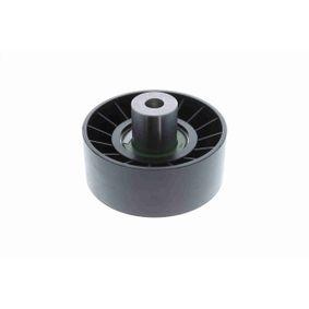 Polea inversión/guía, correa poli V V25-0536 de VAICO