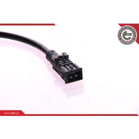 ESEN SKV 06SKV087 Sensor, Raddrehzahl OEM - 454554 CITROËN, PEUGEOT, CITROËN/PEUGEOT, TRISCAN, A.B.S. günstig