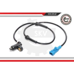 Buy ABS Sensor for PEUGEOT 206 Van 1 9 D, 69 HP (year from