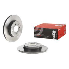 GBD90841 за LAND ROVER, ROVER, MG, Спирачен диск BREMBO (08.6918.11) Онлайн магазин