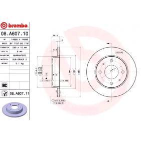 BREMBO Interruptor de luz intermitente 08.A607.11