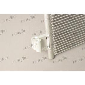 FRIGAIR Kondensator, Klimaanlage 4535000054 für MERCEDES-BENZ, RENAULT, SMART bestellen