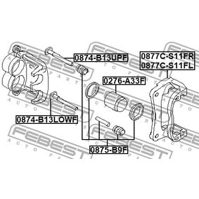 Bremssattel Reparatursatz 0874-B13LOWF FEBEST