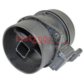 METZGER Air Mass Sensor for vehicles without start-stop function 0890363 original quality