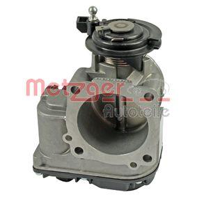 METZGER Drosselklappenstutzen 058133063Q für VW, AUDI, SKODA, SEAT bestellen