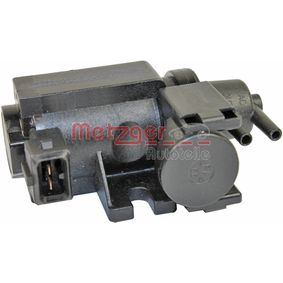 METZGER genuine Pressure converter, turbocharger