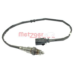 METZGER Lambdasonde 04E906262BJ für VW, AUDI, SKODA, SEAT bestellen