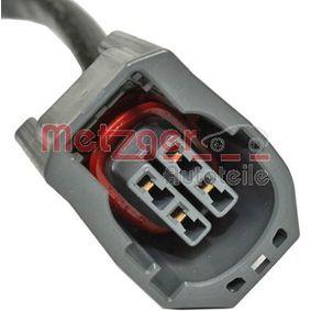 METZGER Lambdasonde LFB618861B für MAZDA bestellen