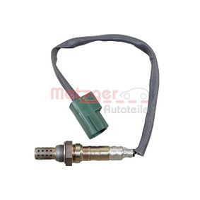 METZGER Nox Sensor 0895460
