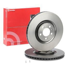 6R0615301B für VW, AUDI, SKODA, SEAT, ALFA ROMEO, Bremsscheibe BREMBO (09.7880.21) Online-Shop