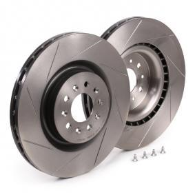 BREMBO Brake rotors set (09.8780.21)