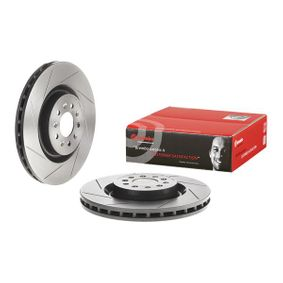 Brake discs BREMBO (09.8780.21) for ASTON MARTIN DB9 Prices