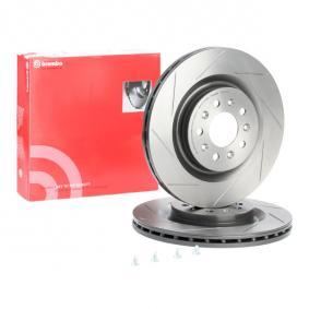 BREMBO Brake rotors set (09.8781.21)