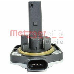 Датчик, ниво на маслото в двигателя 0901170 METZGER