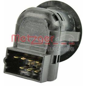 MONDEO III Kombi (BWY) METZGER Schalter Spiegelverstellung 0916345