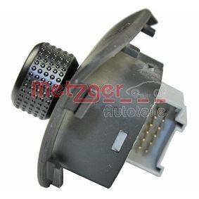 metzger commande ajustage du miroir el 0916370 pas cher. Black Bedroom Furniture Sets. Home Design Ideas