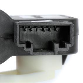 METZGER VW GOLF Регулиращ елемент, смесваща клапа (0917201)
