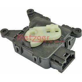 Регулиращ елемент, смесваща клапа METZGER (0917201) за VW GOLF Цени