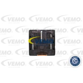 Реле, стартер V15-71-0055 VEMO