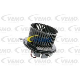 Innenraumgebläse VEMO Art.No - V15-03-1925 OEM: 3C0907521B für VW, AUDI, SKODA, SEAT, CUPRA kaufen
