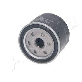 ASHIKA Filtro de aceite motor 10-04-411