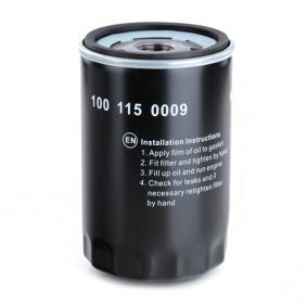 MEYLE 100 115 0009 Ölfilter OEM - 078115561K AUDI, HONDA, SEAT, SKODA, VW, VAG, eicher günstig