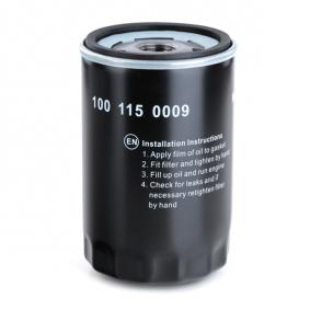 MEYLE 100 115 0009 Oil Filter OEM - 034115561A AUDI, SEAT, SKODA, VW, VAG, FIAT / LANCIA, SMART, AUDI (FAW), VW (FAW), VW (SVW), eicher, CUPRA cheaply