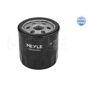 MEYLE SEAT IBIZA Cables de bujías (100 322 0021)