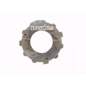 TURBORAIL Montagesatz Auspuff 100-00429-600