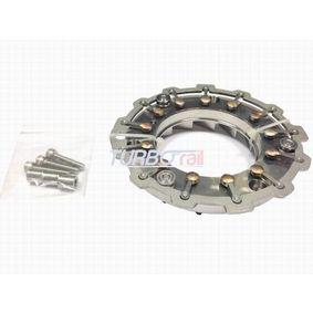 Montagesatz, Abgasanlage 100-00533-600 TURBORAIL