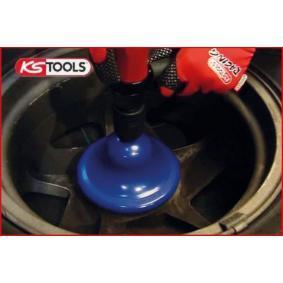 100.4070 Reinigungsscheibe, Reinigungsset-Radnabe von KS TOOLS Qualitäts Werkzeuge