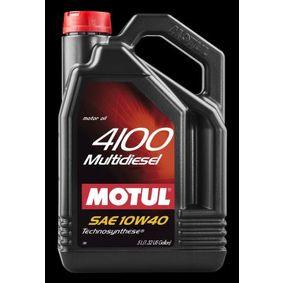 SAE-10W-40 Olio per auto MOTUL, Art. Nr.: 100261