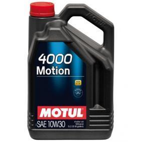 Aceite de motor SAE-10W-30 (100334) de MOTUL comprar online