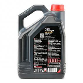 PORSCHE 924 MOTUL Auto Öl, Art. Nr.: 100357
