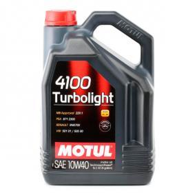 Olio auto semisintetico 100357 dal MOTUL di qualità originale