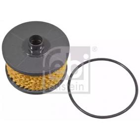 FEBI BILSTEIN 100487 Ölfilter OEM - A2811800210 MERCEDES-BENZ, SMART, TOPRAN günstig